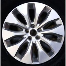 ALU disk JAGUAR (Silver) 7,5Jx18 5/108 ET45 Senzor OE (DEMO) HK83-1007-BA