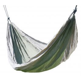 Cattara Houpací síť NYLON 275x137cm zeleno-hnědá