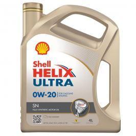 Shell Helix Ultra SN 0W-20 4L