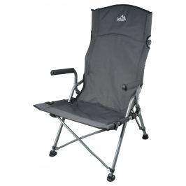 Židle kempingová skládací MERIT XXL 111cm