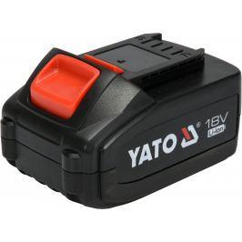 Yato Baterie náhradní 18V Li-Ion 4,0 AH (YT-82782, YT-82788,YT-82826, YT-82804)