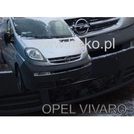 Zimní clona Heko Opel Vivaro I 2001-2006 dolní