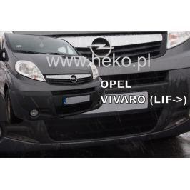Zimní clona Heko Opel Vivaro I 2007-2014 dolní