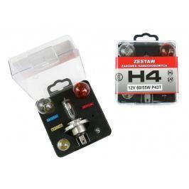Sada žárovek univerzální H4/12V, 42450
