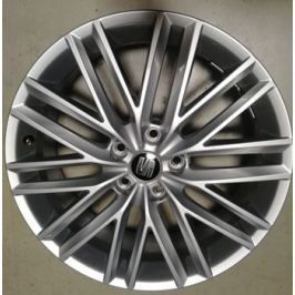 ALU disk SEAT Ateca (Performance Diamond Silver) 7Jx18 5/112 ET45 (DEMO) 575601025D