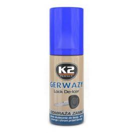 K2  GERWAZY 50 ml rozmrazovač zámků