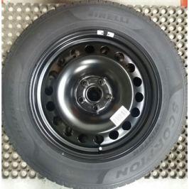 OCEL disk VW Tiguan, Kodiaq 6,5Jx17 5/112 ET38 Senzor OE (DEMO) 5QF601027SEN
