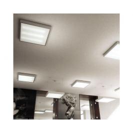 Stropní svítidlo STRUCTURAL přisazená 55X55 230V 2G11 3x36W - RED - DESIGN RENDL - RD-RED R10096