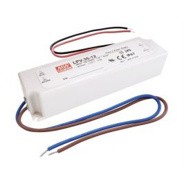 Napaječ Mean Well Input 230V AC Output 12V DC 3A 35W - LIGHT IMPRESSIONS - LI-IMPR 872612