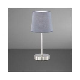 Stolní lampa CESENA 1x E14 max. 42 W matný nikl - WOFI ACTION - WA-WO 832401500000