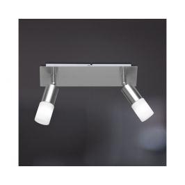 Spotové svítidlo ALVIS 2x E14 3 W matný nikl - WOFI ACTION - WA-WO 738802640000