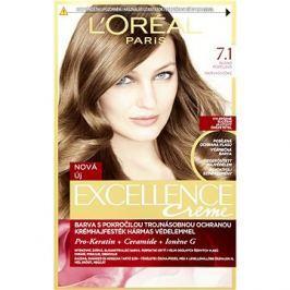 ĽORÉAL PARIS Excellence Creme 7.1 Blond popelavá