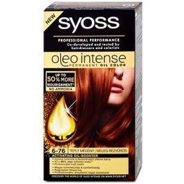 SYOSS Oleo Intense 6-76 Teplý měděný (50 ml)