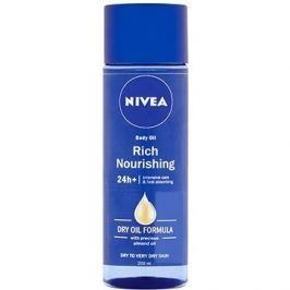 NIVEA Rich Nourishing Body Oil 200 ml
