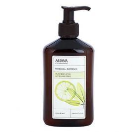 AHAVA Mineral Botanic Body Lotion Lemon & Sage 400 ml