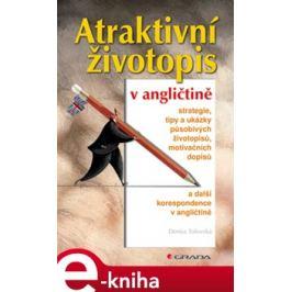 Atraktivní životopis v angličtině - Denisa Tošovská