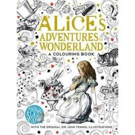 Alice´s Adventures in Wonderland a colouring book - Caroll Lewis