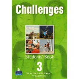 Challenges 3 Student´s Book - Michael Harris, David Mower, Anna Sikorzyńska