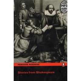 Stories from Shakespeare + MP3 - William Shakespeare
