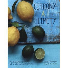 Citróny a limety - Ursula Ferrignová