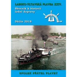 Labsko-vltavská plavba XXIV - kolektiv autorů