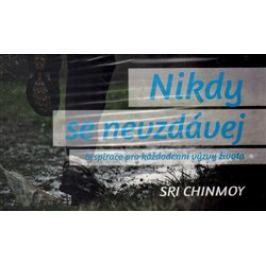 Nikdy se nevzdávej - Inspirace pro každodenní výzvy života - Sri Chinmoy