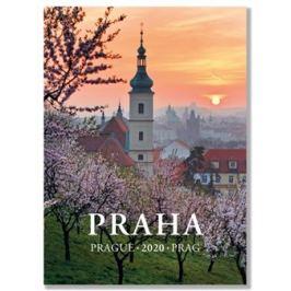 Kalendář 2020 nástěnný - Praha