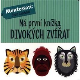 Má první knížka divokých zvířat - Chiara Piroddi