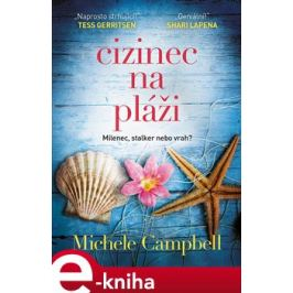 Cizinec na pláži - Michele Campbell