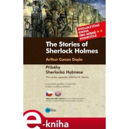 Příběhy Sherlocka Holmese B1/B2 - Sabrina D. Harris, Arthur Conan Doyle