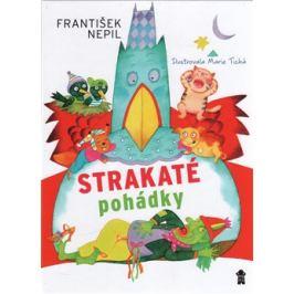 Strakaté pohádky - František Nepil Knihy