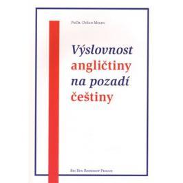 Výslovnost angličtiny na pozadí češtiny - Dušan Melen Učebnice