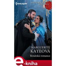 Benátská romance - Marguerite Kayeová