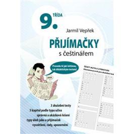Přijímačky s češtinářem – 9. třída - Jarmil Vepřek