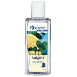 Spitzner Esence do sauny Citrus - Máta, 190 ml