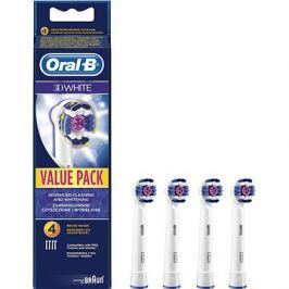 Oral-B náhradní hlavice 3D White 4ks