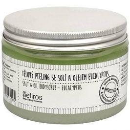 SEFIROS Salt and Oil Body Scrub Eucalyptus 300 ml