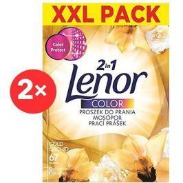 LENOR 2v1 Gold Orchid Color 2 × 5,025 kg (134 praní)
