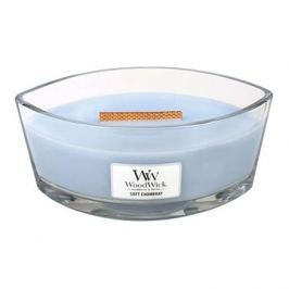 WOODWICK Soft Chambray Hearthwick Candle 453,6 g
