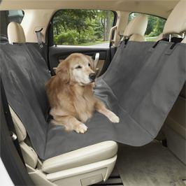 Voděodolný potah sedadel pro psy