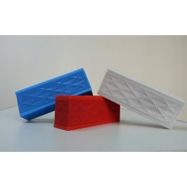 Bluetooth přenosný reproduktor HD-BOX Barva: Modrá