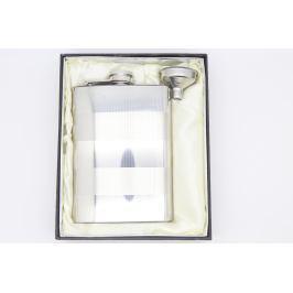 Malá placatka s nálevkou v dárkovém balení
