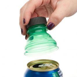 Otvírací plastová víčka na plechovkové nápoje