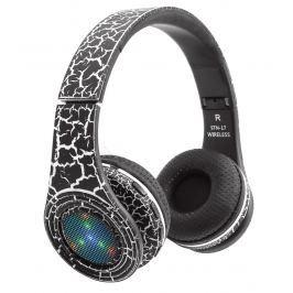 Stylové moderní Bluetooth sluchátka Barva: černá