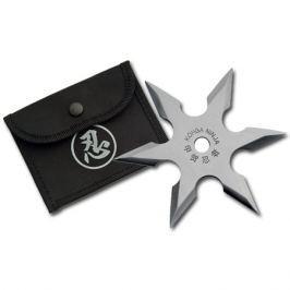 Vrhací hvězdice, Shuriken - 6 cípů