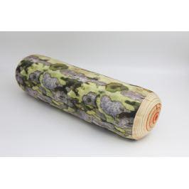 Polštář ve tvaru polena Vzor: Dřevo2