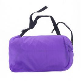 Nafukovací cestovní pohovka Barva: fialová