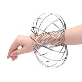 Kinetický prstencový náramek pro neuvěřitelné triky
