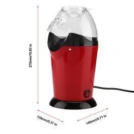 Přenosný elektrický stroj na popcorn