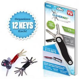 Praktický organizér pro vaše klíče